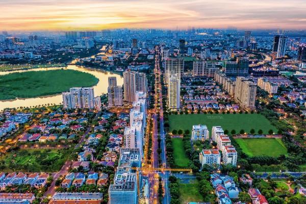 Các đô thị lớn thường có nhiều nhu cầu lưu trú vì vậy nhà phố thường được đầu tư ở mức cao.