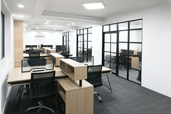 không gian văn phòng chia sẻ tại Arental