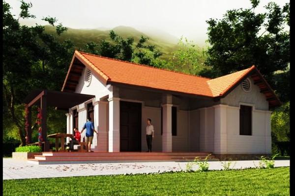 Các biệt thự Thảo Điền phần nhiều có khuôn viên rộng rãi và cảnh quan gần gũi thiên nhiên.